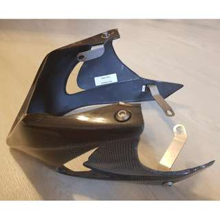 MSX125 Grom TYGA Carbon Fiber Belly Pan