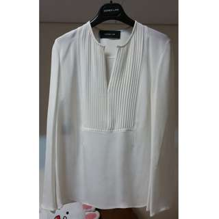 DEREK LAM Cream Blouse (New)