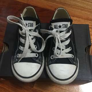 Preloved Original Converse Chuck Taylor Lo for Kids