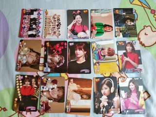 Twice Yes Card 專輯 第 2 彈 Yes 卡
