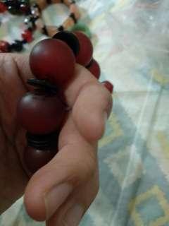 棗紅 紅瑪瑙手鏈