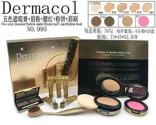 9pcs. Of Fashion Make-up