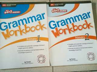 My Pals Are Here Grammar Workbook