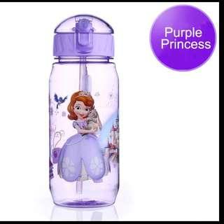 Disney Cartoon Water Bottle