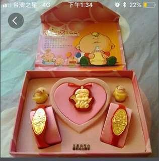🚚 彌月黃金盒(保留)