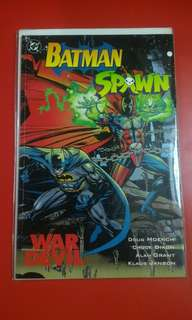 Batman Spawn War Devil
