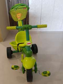Fisher Price Tricycle with assist