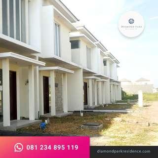 Rumah Dijual Sidoarjo Kota, one gate system