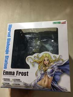 Kotobukiya Marvel Bishouju Emma Frost Diamond Version