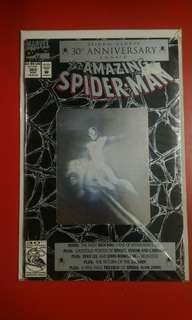 The Amazing Spider-Man #365 Foil Cover