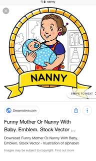 Nanny (can travel to asian countries)