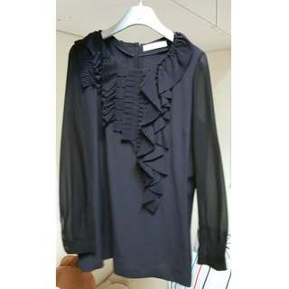 VIKTOR & ROLF Black Blouse