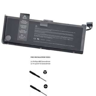 MacBook Pro 17-inch Unibody (Early 2009 - Mid 2010) Battery (A1309)