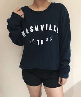 Atmosphere sweater