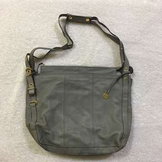 AUTHENTIC RABEANCO ALL LEATHER BAG