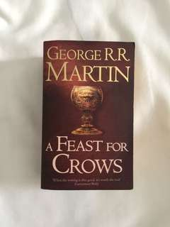 Game Of Thrones a feast for crows