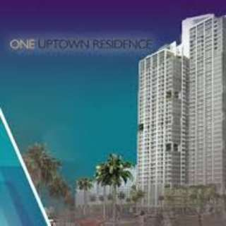 One Uptown Residences, 1 Bedroom for Rent, CRD13417