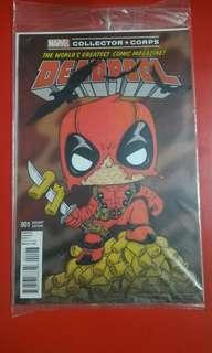 Deadpool #1 Funko Variant