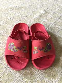 Speed girl slippers