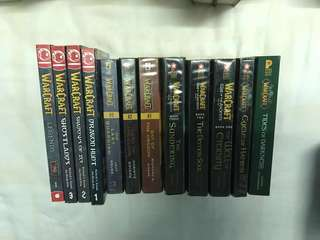Warcraft Books & Manga