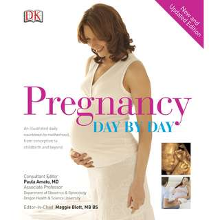 Pregnancy Day By Day (498 Page Mega Full Colored eBook)