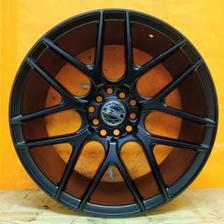 SPORT RIM 17inch MERDECES POLO WISH AUDI ALTIS