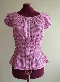 Checkered Casual Shirt