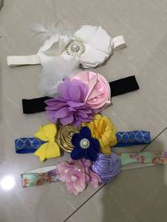 Used Headbands
