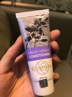 Argan herbal conditioner