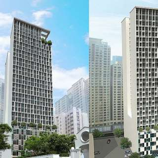 Paseo Heights, Studio-type Condo for Rent, CRD01822