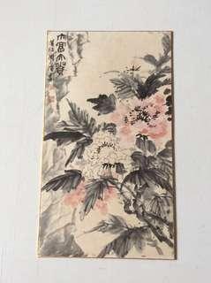 台湾画家周澄 Chinese painting