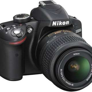 Camera Dslr For Rent