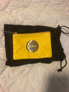 Mimco Small Pouch BNWT