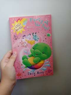Little sparkles animal book