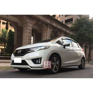 2013 Honda Fit 1.5 白 FB收尋:小馬愛車