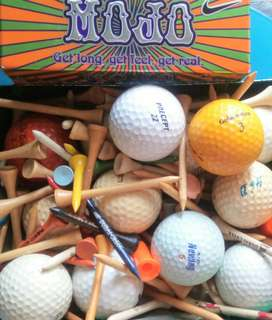 ⛳15 GOLF BALLS + MANY TEES!🍀