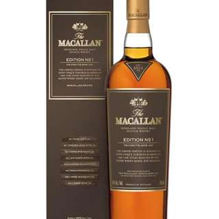 WTB Macallan Edition 1