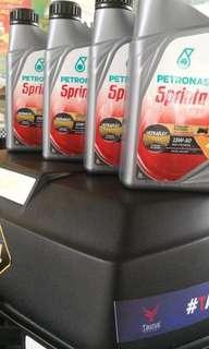 Minyak Petronas f700 Original