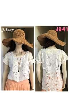 🚚 J941全新歐美Girl Express淑女蕾絲基本款上衣lace top J-Lounge