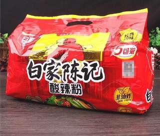 白家陳記酸辣粉「現貨」5個/包