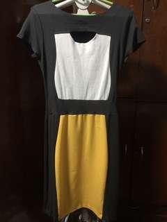bodycon office dress