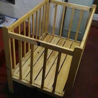 Crib Foldable