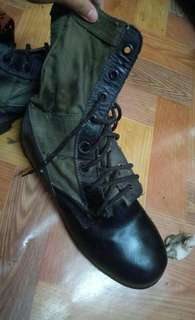 Combat Shoes (FOR CAT, RLCT) ORIG GIBSON