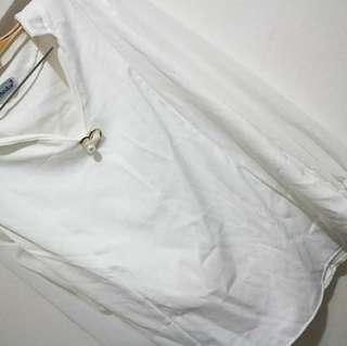 White luv blouse