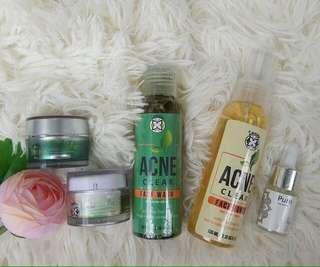 Paket Acne