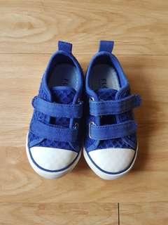 Florsheim Kids Blue Sneakers
