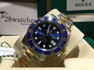 Rolex Submariner 二手行貨