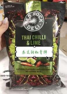 #澳洲零食 #Red Rock Deli 薯片 Thai Chilli & Lime 泰式甜椒青檸