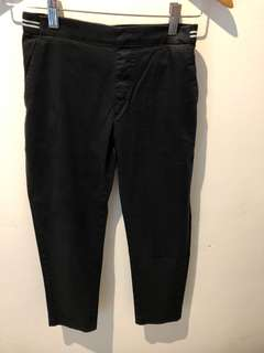 Uniqlo Office Pants Ankle Length S