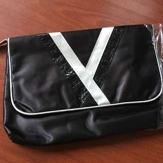 Preloved Avon Black Bag